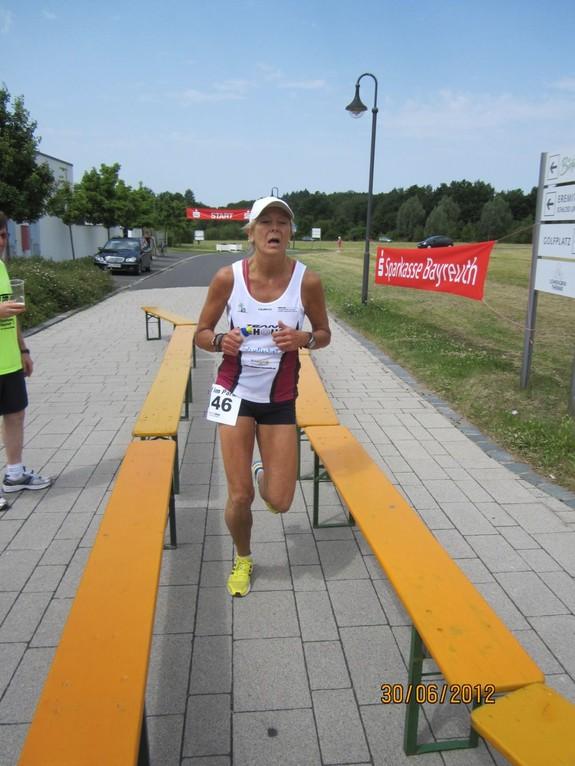 Siegerin Hauptlauf: Andrea Tholl (Team Icehouse)