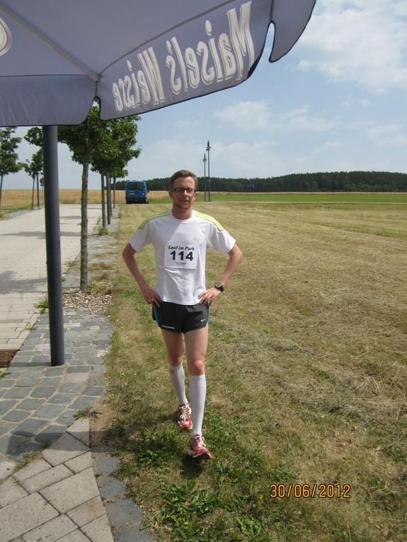 Sieger Hauptlauf: Patrick Hilpert (Team Kondi)