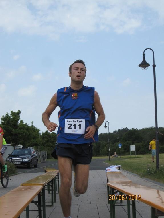 Sieger Volklauf: Jan Löhner (Team Kondi)