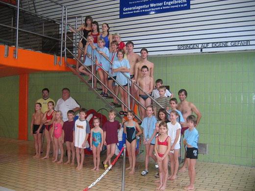 Vereinsmeisterschaften 10.12.2006