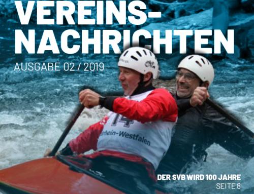 Vereinszeitschrift 02 2019