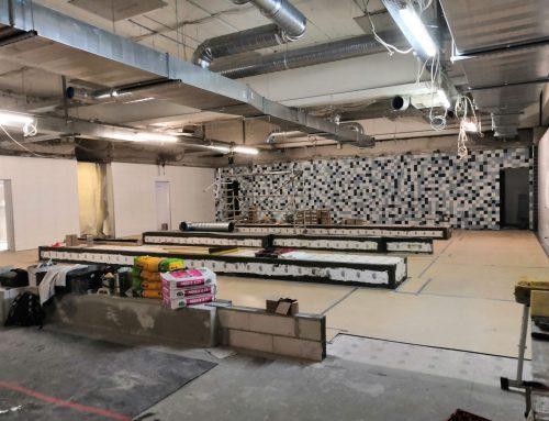 Aktueller Stand: Öffnung SVB-Hallenbad