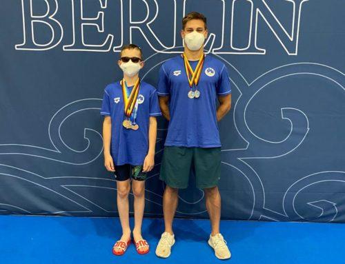 Bayreuther Para-Schwimmer glänzen mit 7 Medaillen bei der IDM